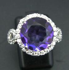 Anelli di lusso con gemme Naturale Misura anello 13