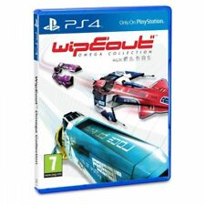 WIPEOUT OMEGA COLLECTION - PS4 - NEW & SEALED - FREE UK POST
