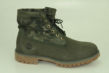 Timberland Roll Top 6 Inch Boots Ankle Boots Men Shoes A1RZD