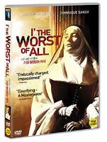 I, The Worst Of All (1990) María Luisa Bemberg / DVD, NEW