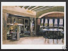 RICHARD BARRY PARKER RAYMOND UNWIN Living Room Sketch (1909) ARCHITECT POSTCARD