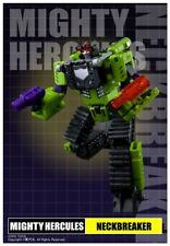 New Transformers TFC Toys Hercules Devastator Neckbreaker Action figure in stock