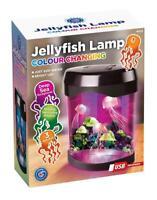 Jellyfish Aquarium Light Lamp Night Desk Fish Tank Mood Lighting Colour Changing