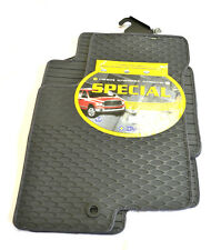 Fully Tailored Rubber Car Floor Mats All Weather GREY HYUNDAI SONATA 2005-2008