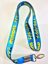 Minion lanyard tags  ID card holder. Free shipping cash on delivery.
