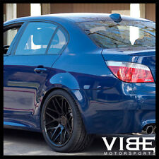 "19"" VERTINI MAGIC BLACK CONCAVE WHEELS RIMS FITS BMW E60 M5"