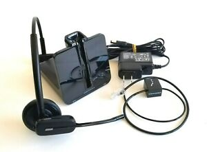 Plantronics Wireless Headset System CS540 C054 CO54 DECT 6.0 AC Adapter