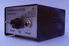 Dallas Rangemaster MK-III germanium preamp re-creation