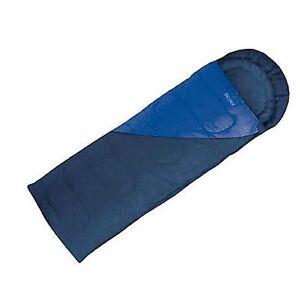 Schlafsack Zweifarbig Sq Blau Exploit Ferrino Trekking Camping Scout Sack Bett