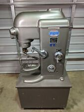 Blakeslee Cc20S Planetary Mixer 20 Qt Cart Mount 5-Speed w/o Bowl w/ Attachments