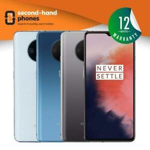 OnePlus 7T HD1903 2019 - 128GB 256GB - Blue/Silver - UNLOCKED