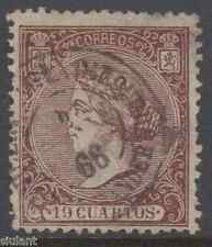 ISABEL II - Ed. Nº 83 - AÑO 1866 - 19 cuartos - PRECIO CATALOGO: 610 EUROS