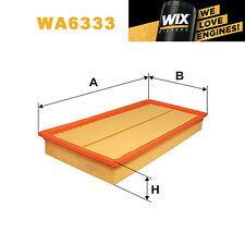 1x Wix Air Filter WA6333 - Eqv to Fram CA5827