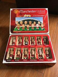 Manchester United Fan Favourite Corinthian Prostars Fullbox Official Merchandise