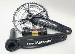Raceface Evolve XC Crankset Chainset + BB 175mm Crank DH Jump Mountain Down Bike