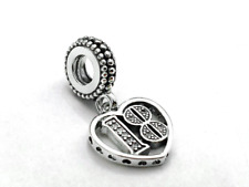 Pandora 18 Years of Love pendant Charm 797262CZ