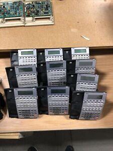 Lot 10x NEC 22B HF/Disp Aspirephone-BK IP1NA-12TXH TEL 0890043 Phone