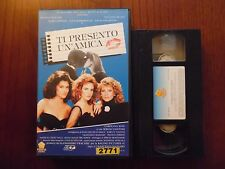 Ti presento un'amica (Michele Placido, Giuliana De Sio) - VHS ed. Penta rara