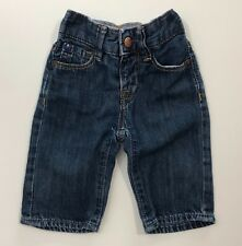 BABY GAP Boys First Original 1969 Jeans Size 3-6 Months