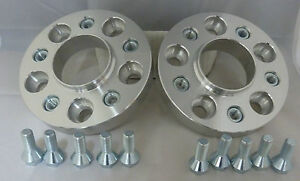 Vauxhall Vectra A B C 5x110 25mm ALLOY Hubcentric Wheel Spacers 1 pair