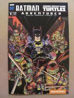 Batman Teenage Mutant Ninja Turtles Adventures #1 2 3 4 5 6 DC Eastman Full Set