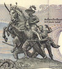 THAILANDE billet neuf de 20 BATH Pick88 STATUE DU  ROI TAKSIN A CHANTABURI  1981