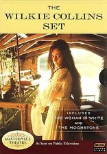 The Wilkie Collins Set Woman In White Moonstone Masterpiece Theatre Mystery DVD