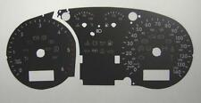Lockwood VW Transporter BLACK Dial Conversion Kit C134