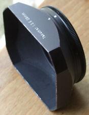 PENTAX m42  28mm f3.5 clamp on lens hood  51mm