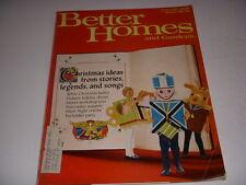 BETTER HOMES & GARDENS Magazine, December, 1969, CHRISTMAS ISSUE!