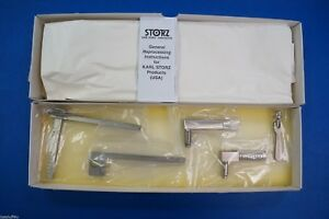 Karl Storz 28163R Spine Retractor W/ Integrated Light Transmission & ChangeableÂ
