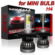 2x COB H4 HB2 9003 110W 20000LM LED Car Headlight Kit Hi/Lo Power Bulb 6000K