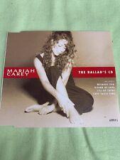 Mariah Carey The Ballads Austria 🇦🇹 Single