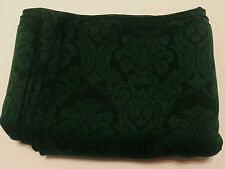 Damask Tablecloth 70x70 Green Banquet Floral Pattern Kitchen & Dining Room Linen