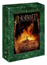 Le Hobbit - La désolation de Smaug Version Longue Coffret 5x DVD