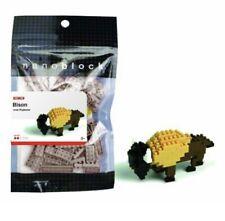 Nanoblock® Bison 58126  NIB  NEW Block Building Kit