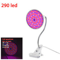 290 Led Plant Grow light bulbs for Flower Growing hydroponic Indoor greenhouse