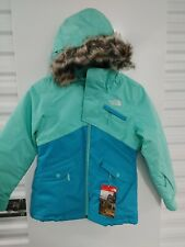 North Face Girls Caitlyn Insulated Jacket Size Medium(10-12)
