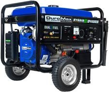 DuroMax XP4400EH 4400-Watt Electric Start Dual Fuel Hybrid Portable Generator