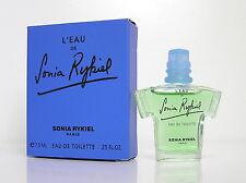 Sonia Rykiel L' eau de 7,5 ml Miniatur Neu OVP