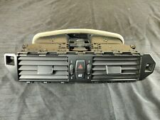 Middle Dashboard Center Fresh AC Air Vent Grille Climate Control EM BMW E60 E61