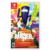 Runner 3 Nintendo Switch NS 2018 US English Factory Sealed