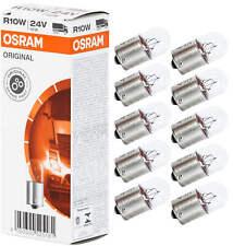 Osram Original Line 5637 R10W 24V signal lamps 10 pc.