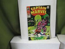 CAPTAIN MARVEL #8 1968 KEY ISSUE SILVER AGE MIGHTY MARVEL COMIC