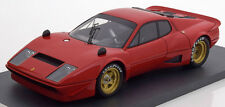 Ferrari 365 GT4 BB Competizione Street Version Red in 1/18 Scale. LE of 130 New!