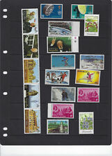 GREAT BRITAIN-BRITISH CARIBBEAN-MIXED ISLANDS-MNH-MANY SETS-BETTER-