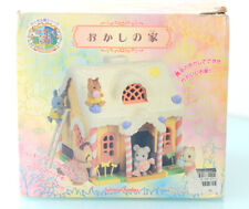 Sylvanian Faimiles Misty Forest CANDY HOUSE F-01 Vintage Japan Calico Critters