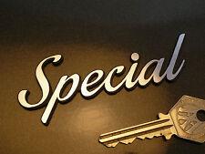"Script especial Auto Adhesivo coche o bicicleta Placa 4 ""Racing Classic Modelo Deportivo"