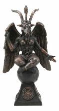 Ebros Gift Sabbatic Goat Baphomet Statue