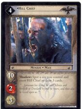Lord Of The Rings CCG Card TTT 4.R20 Hill Chief